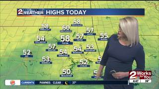 FORECAST: Chilly, dry day ahead
