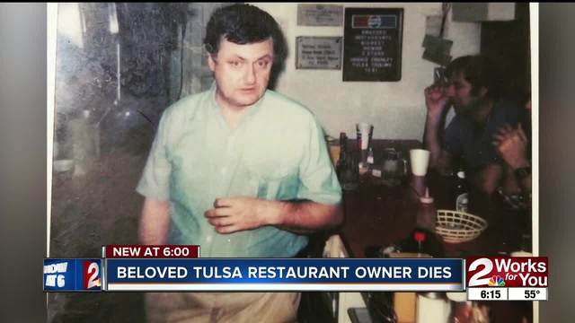 Beloved Tulsa restaurant owner dies