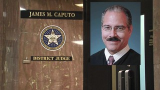 Judge Caputo: Allegations are false