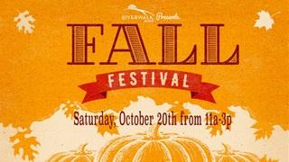 Riverwalk Fall Festival being held Saturday