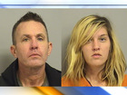 2 arrested in connection to string of thefts