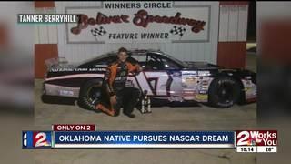 Oklahoman living his dream in NASCAR Cup Series