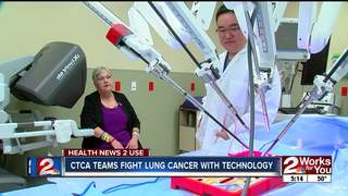 Technology helps CTCA detect small tumors