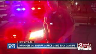 Sheriff deploys body cameras to deputies