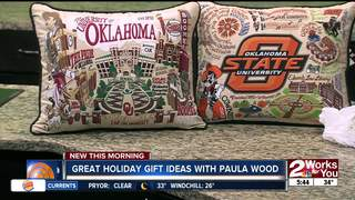 Great holiday gift ideas with Paula Wood