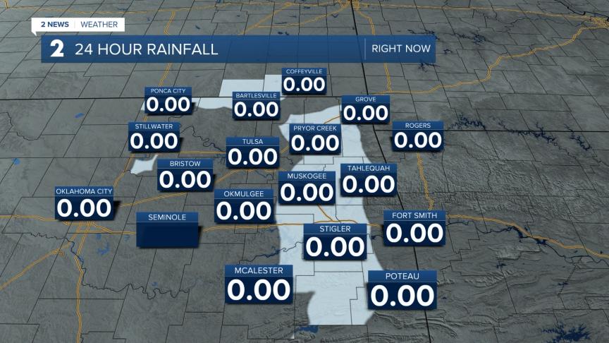 24-hour rainfall